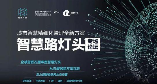 明朔科技副总经理江维:智慧路灯产业最新发展方向煤球机